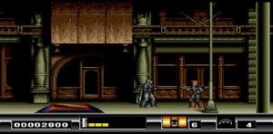 batman genesis screen shot