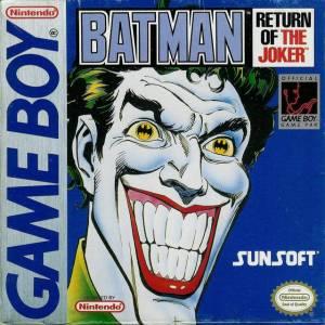 batman ROTJ game boy cover