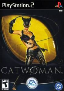 catwoman ps2 cover
