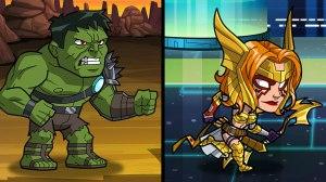 hulk and angela