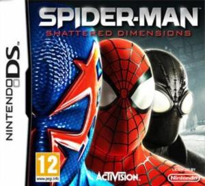 shattered dimensions ds cover