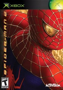 spiderman 2 xbox cover