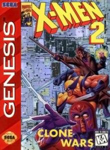 xmen 2 clone wars
