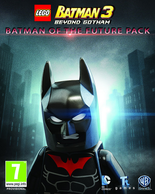 Lego Batman Beyond Gotham Sets Batman Beyond Lego Batman 3