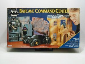 batman returns bat cave