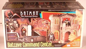 batman the ainmated series batcave