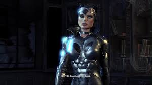 catwoman armored
