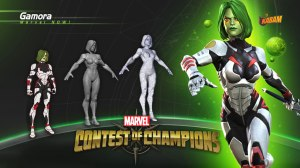 gamora conquest of champions