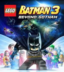 lego batman 3 cover art