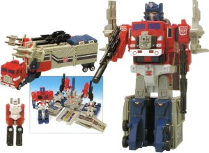 PM optimus prime