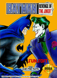 revenge of the joker cover