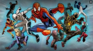 spider-man unlimited men