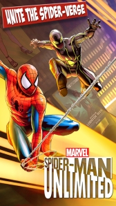 spider-man unlimited mobile title