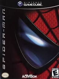 spiderman the movie cover