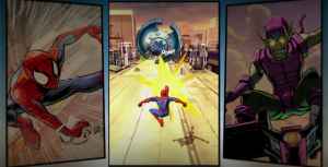 spiderman unlimited boss