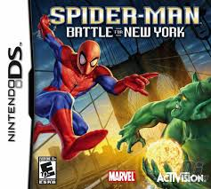 battle for new york cover