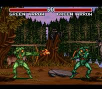 green arrow justice league task force