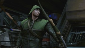 injustice arrow