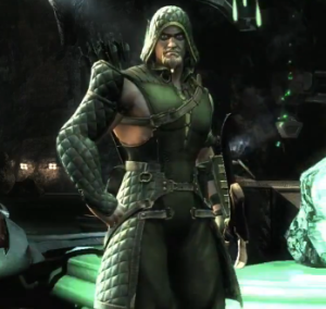 injustice green arrow