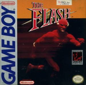 the flash game boy cover