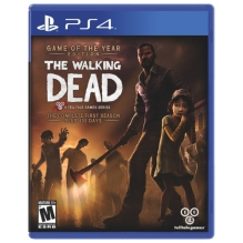 the walking dead GOTY ps4