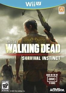 the walking dead wiiu