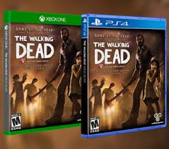 walking dead ps4 xbone