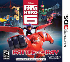 battle in the bay 3ds cover
