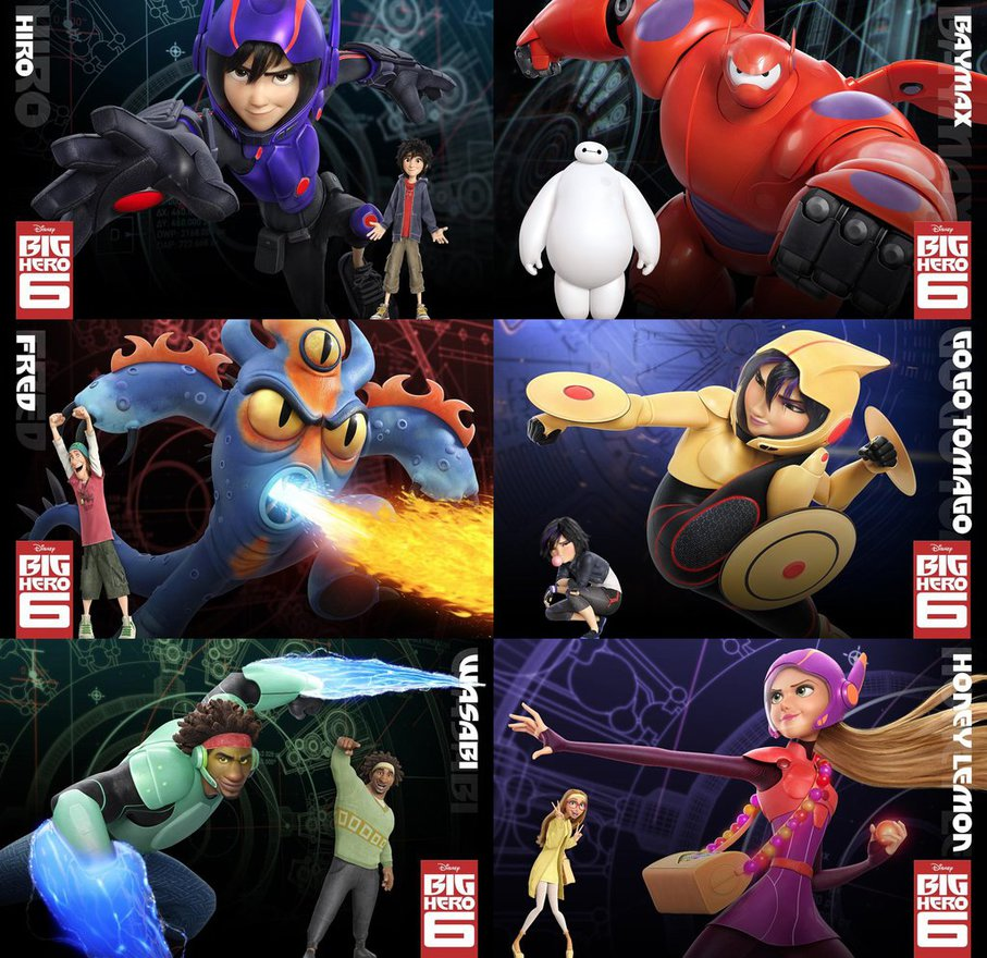 Big Hero Comic big hero 6 costumes coming to littlebigplanet 3 | comic