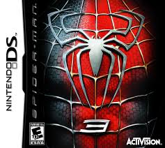 spider-man 3 ds cover