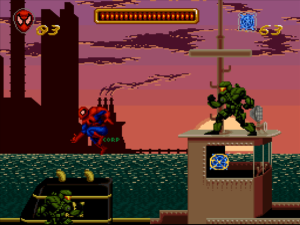 spiderman animated master chief