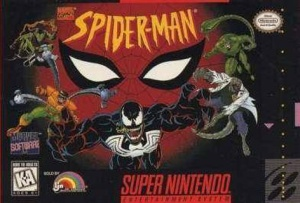 spiderman TAS cover