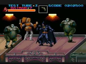 batman returns standard