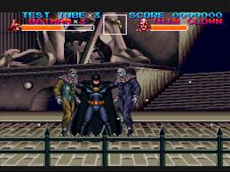batman two clown attack