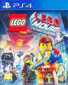 lego movie video game cover