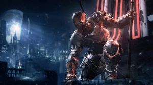 origins deathstroke