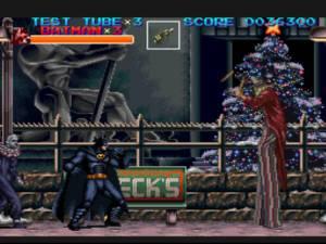 scrolling batman returns