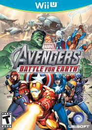 avengers battle for earth wii u