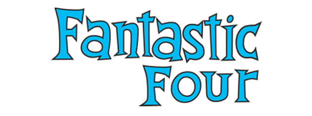 Original Fantastic Four Logo Fantastic Four Logo
