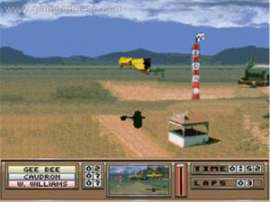 the rocketeer snes plane
