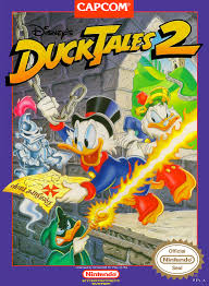 duck tales 2 cover