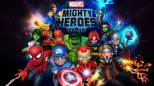 mighty marvel heroes