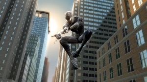 black suit spider-man