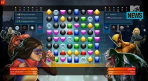 MS MARVEL PUZZLE QUEST