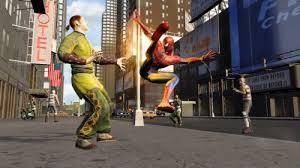 spider-man 3 combat