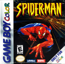 spider-man gbc cover