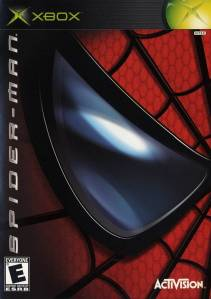 spider-man the movie cover