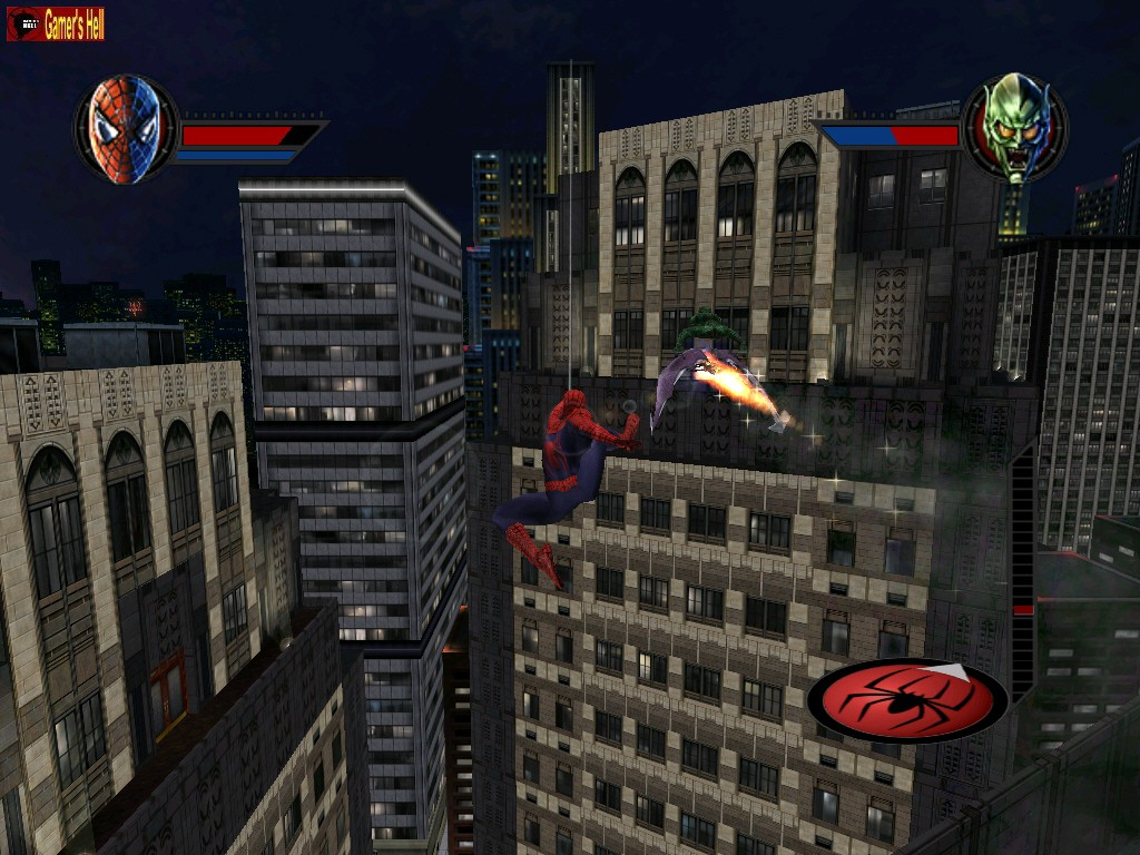 REVIEW: SPIDER-MAN (2002) (XBOX ORIGINAL) | Comic Book Video Games