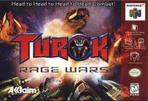 turok rage wars cover