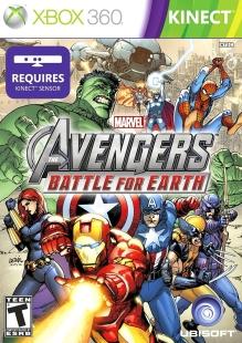 avengers battle for earth 360